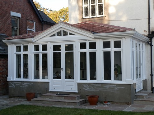 Cheshire Conservatory - Knutsford - exterior