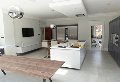 Kitchen design & build, Broadway, Bramhall